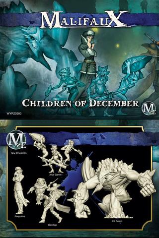 Children of December - Rasputina Box Set