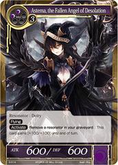 Astema, the Fallen Angel of Desolation - S-014 - S