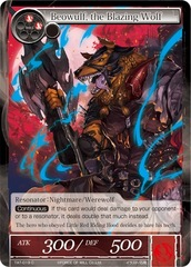 Beowulf, the Blazing Wolf - TAT-019 - C on Channel Fireball