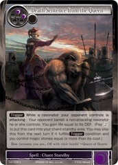 Death Sentence from the Queen - TAT-076 - C on Channel Fireball
