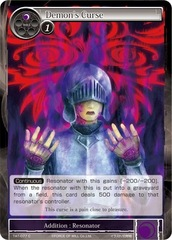 Demon's Curse - TAT-077 - C on Channel Fireball