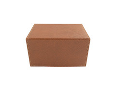 DEX Protection Deck Box: Creation - Brown Medium
