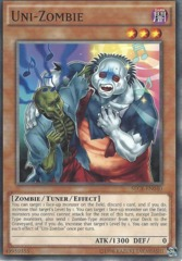 Uni-Zombie - SECE-EN040 - Common - Unlimited Edition