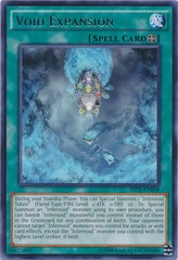 Void Expansion - SECE-EN058 - Rare - Unlimited Edition