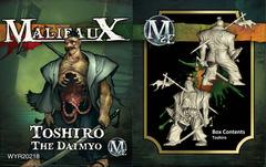 Toshiro - the Diamyo