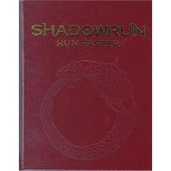 Shadowrun 5th: Run Faster Limited Edition Hardcover