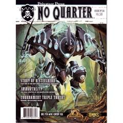 No Quarter Magazine Issue #58