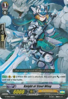 Knight of Steel Wing - G-TD02/011EN