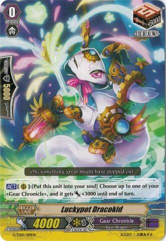Luckypot Dracokid - G-TD01/019EN - TD