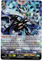 Blue Sky Knight, Altmile - G-TD02/002EN - TD - RRR Stamped on Channel Fireball