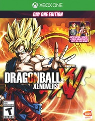 Dragon Ball Xenoverse XV Day One Edition