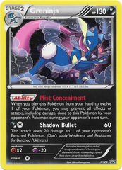 Greninja - XY24 - Phantom Forces Blister Promo