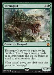 Tarmogoyf on Channel Fireball