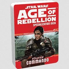 Commando Specialization Deck