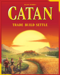 Catan 5th Edition (2015) (In-Store Sales Only)