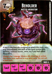 Beholder - Master Aberration (Card Only)
