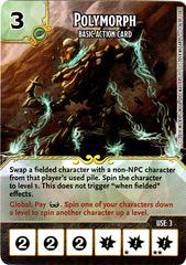 Polymorph - Basic Action Card