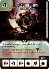 Resurrection - Basic Action Card