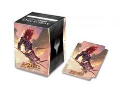 Commander Aurelia, the Warleader PRO-100+ Deck Box