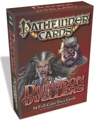 Pathfinder Cards: Dungeon Dwellers Face Cards