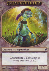 Shapeshifter Token