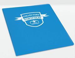 Ultimate Guard Collector's Portfolio - 4 Pocket -  blue