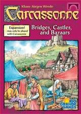 Carcassonne: Bridges, Castles, and Bazaars (OOP)