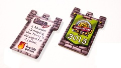 Castle Panic TableTop Day Tower - Geek and Sundry 2015 International Tabletop Day Promo