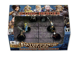 Pathfinder Battles: Iconic Heroes Set #2