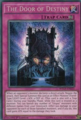 The Door of Destiny - WSUP-EN031 - Prismatic Secret Rare - 1st Edition