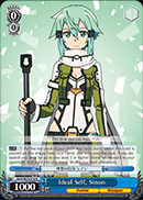 Ideal Self, Sinon - SAO/SE23-E18 - R