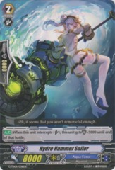 Hydro Hammer Sailor - G-TD04/008 on Channel Fireball