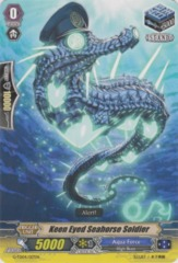 Keen Eyed Seahorse Soldier - G-TD04/017 on Channel Fireball