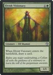 Elvish Visionary on Channel Fireball