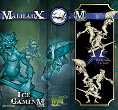 Ice Gamin - Arcanist Contruct