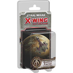 Kihraxz - (Star Wars X- Wing) - In Store Sales Only