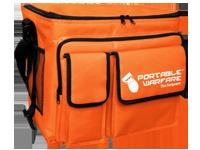 Portable Warfare - The Sergeant Bag: Orange
