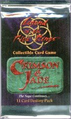 Crimson and Jade Booster Pack