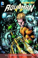 Aquaman Trade Paperback Vol 01 The Trench