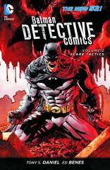 Batman Detective Comics Volume 2 Scare Tactics