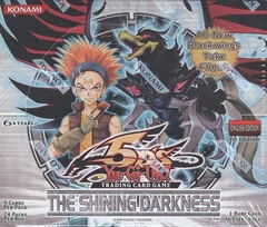 The Shining Darkness 1st Edition Booster Box