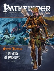 Pathfinder Adventure Path #017: A Memory of Darkness (Second Darkness 5 of 6)