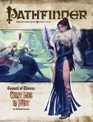 Pathfinder Adventure Path #027: What Lies in Dust (Council of Thieves 3 of 6)