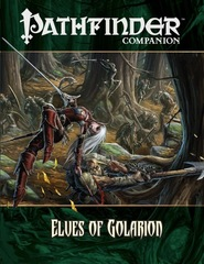 Pathfinder Companion: Elves of Golarion