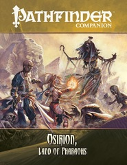 Pathfinder Companion: Osirion, Land of Pharaohs