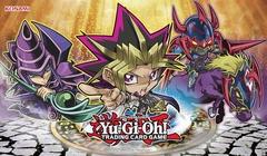 Yu-Gi-Oh! Duelist Kingdom Chibi Game Mat - Yugi