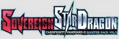 VGE-G-BT03 Sovereign Star Dragon Booster Pack