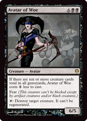 Avatar of Woe on Channel Fireball
