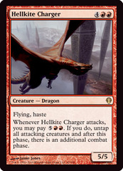 Hellkite Charger on Channel Fireball