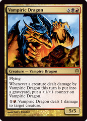 Vampiric Dragon on Channel Fireball